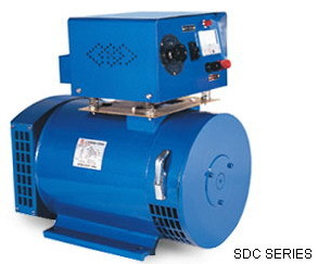 SD/SDC 시리즈 Generating&Welding 이중 사용 발전기
