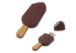 Cartoon Ice Cream Design Gift Flash Drive USB