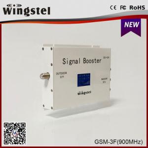 2017 Nuevo diseño de 2G 3G 4G GSM Amplificador de señal móvil con 900MHz