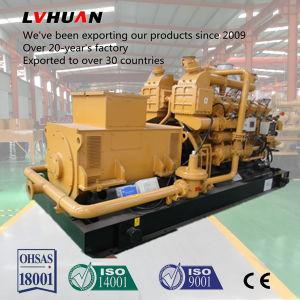 Tipo de contenedor insonorizadas del Gas Natural/generador de gas/Biomasa Biogas