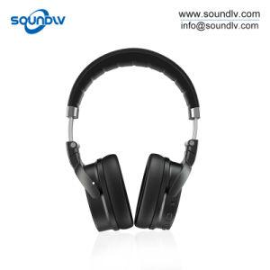 무선 Bluetooth 입체 음향 헤드폰을 취소하는 소형 스포츠 액티브한 소음