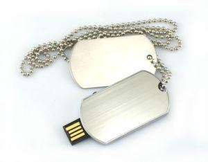 Necklace (USB-088)の金属USB Flash Drive、
