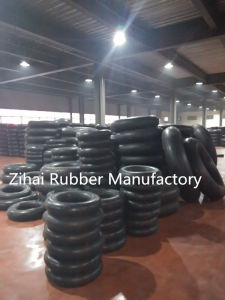 As pessoas singulares e butilo tubo interno do pneu para caminhão 750-16