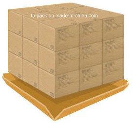 Reciclable y Evironment-Friendly Kraft Slip Sheet para sustituir Pallet