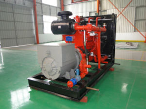 ISO & 세륨 증명서를 가진 천연 가스 발전기 세트 400kw