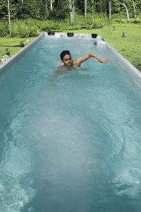 Monalisa 7.8 미터 여가 Jacuzzi 적당 옥외 수영 수영장 온천장 (M-3325)