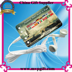 선물 (m-ub05)를 위한 형식 작풍 MP3 선수