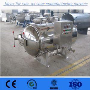 フルオートマチックの食糧レトルト機械または蒸気オートクレーブか殺菌機械