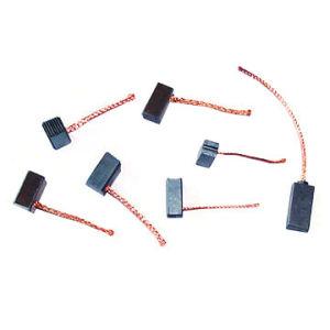 Угольная щетка для вентилятор/Оптовый легкая угольная щетка для домашнего прибора