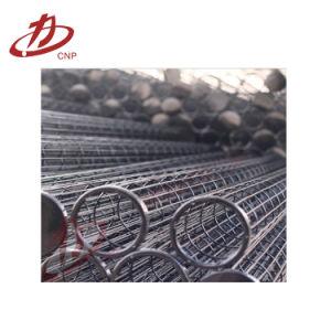 Blocco per grafici industriale del filtro dalla gabbia di sostegno del sacchetto filtro degli accessori del collettore di polveri