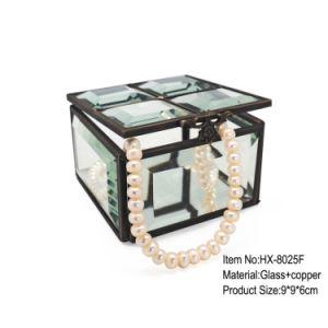 الصين مصنع فنيّة زجاجيّة [رومتيك] عرس [جولري بوإكس]
