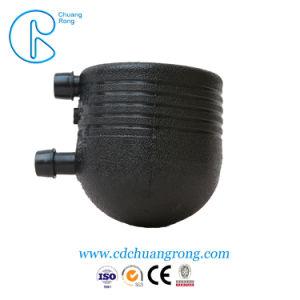 La Cina ha fornito i connettori di plastica del tubo di acqua PE100