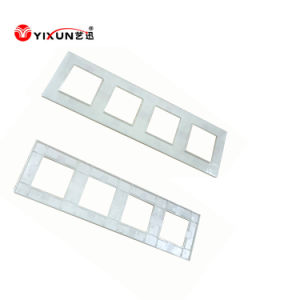 Muti-Function Parede Elétrico do Interruptor Não roscados cobrir para o molde de soquete