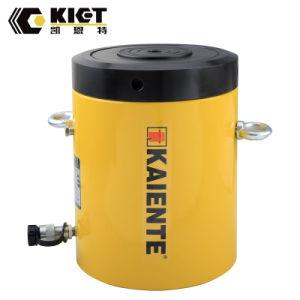 Cilindro idraulico dell'alto controdado di tonnellaggio