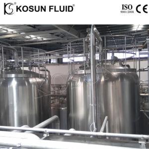 A água do filtro de carbono activado em aço inoxidável