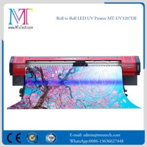 2つのDx7/Dx5 Drop-on-DemandマイクロPiezo印字ヘッドの大きいフォーマット平面紫外線プリンター