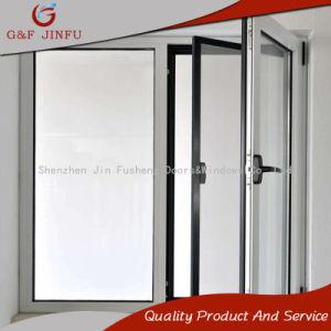 По конкурентоспособной цене дверная рама перемещена из алюминия с двойными стеклами окон