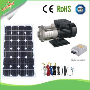 1pulgadas 500W Superficie Solar de la bomba de agua