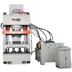 Venda a quente 500/630 Ton Animal automático bloco de sal de briquetes de carregar a máquina em pó formando quatro Coluna Prensa Hidráulica a máquina