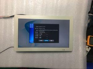 19 Polegadas Apa de transporte da cidade Media Player Digital Signage da rede WiFi Multimedia Monitor LED painel LCD Ecrã a cores
