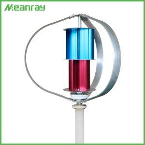 Turbine éolienne à axe vertical pour utilisation à domicile de l'éolienne verticale