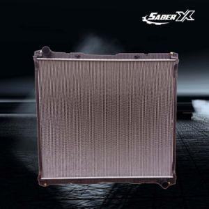 Radiador de alumínio original 640686406964067UM A UM