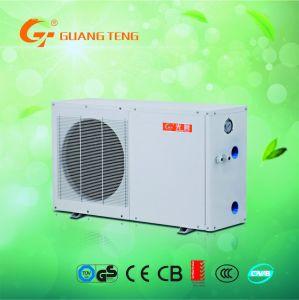Fonte de ar bomba de calor para piscina com permutador de calor de titânio
