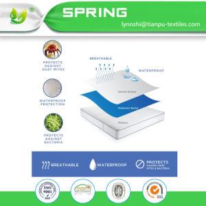優れた編むファブリック低刺激性の防水マットレスの保護装置