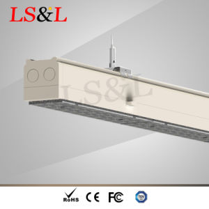 Indicatore luminoso Pendant sospeso al soffitto del lampadario a bracci lineare del LED per illuminazione dell'interno