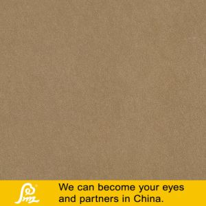 De bruine Verglaasde Rustieke Tegel van de Bevloering van het Porselein (NT6005)