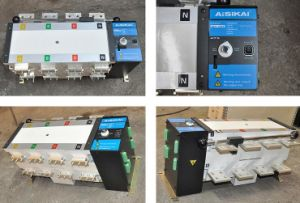 lucht Gekoelde Diesel 100kw 125kVA Generators