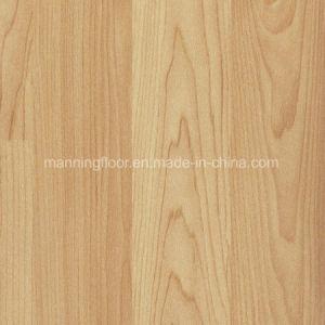 PVC Sols sportifs pour l'intérieur du bois de basket-ball-8.0Pattern mm épais HJ6819