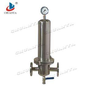 蒸気のガスのための中国の衛生衛生学フィルター