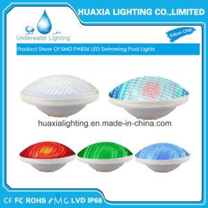 Indicatore luminoso subacqueo della piscina di RGB 35watt LED (materiale del PC)