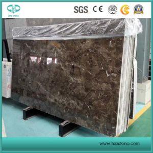 Chinese Emperador Donkere Marmeren Plakken/Bruine Marmeren Tegel voor Bevloering en de Bekleding van de Muur