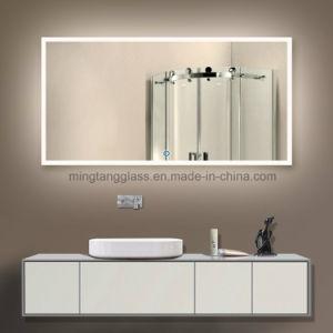 Protección IP44 ETL nosotros Hotel LED iluminado Hotel espejo del baño
