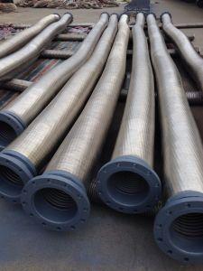 Tubo del metallo flessibile dello scarico del camion