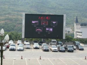 P10 pleine couleur grand écran LED de plein air pour la publicité