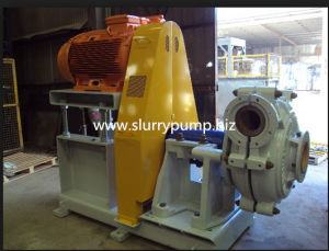 Auswechselbarer Bergbau-horizontale Schlamm-Pumpe