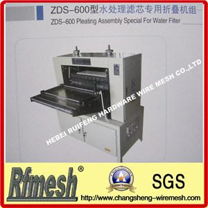 Conjunto pregueamento especial para o filtro de água (ZDS-600)
