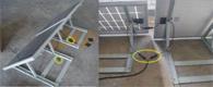 Generador de energía solar hogar