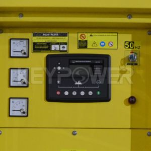 매일 연료 탱크를 가진 600kw 고용량 발전기 에너지 발전기