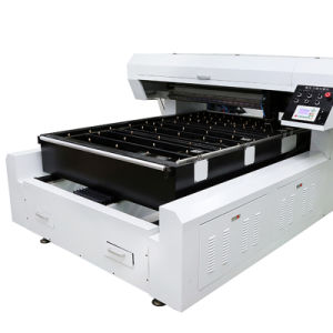 De nieuwe CNC Gravure van de Laser en de Prijs van de Scherpe Machine voor het Maken van de Raad van de Matrijs van het Triplex