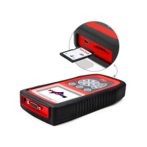 Autel Maxicheck Epbの診察道具Obdii/Eobdのスキャンナーのコーダーの読取装置はEpbかSbcの問題コード自動車のスキャンナーを読み、取り除く