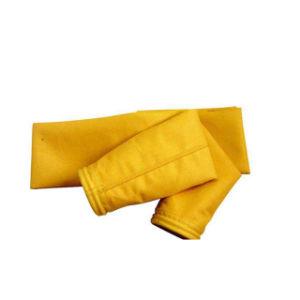Fibra de poliamida Yuanchen P84 Filtro de Mangas para el Coleccionista de filtro de polvo de incinerador de basura