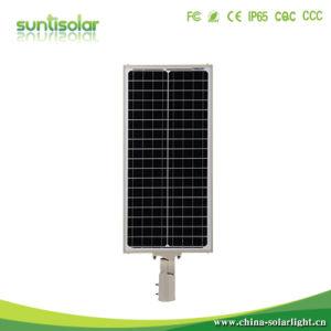 Proyecto del gobierno LED 20W Luz solar calle
