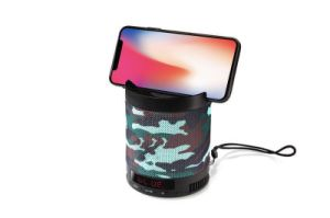 普及した携帯用小型スピーカーの無線Bluetooth 4.2のスピーカー