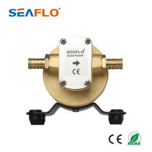 Seaflo 12LPM 3.2Gpm pour l'huile de pompe à engrenages de transfert