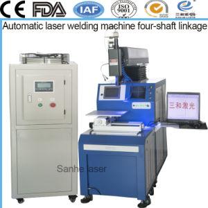 Macchina automatica del saldatore del laser di YAG per metallo Handware