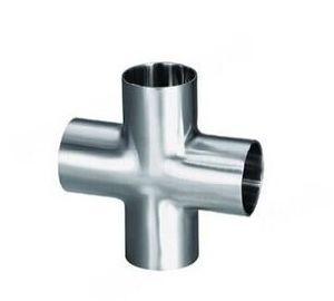 Cruz de soldagem de aço inoxidável sanitário
